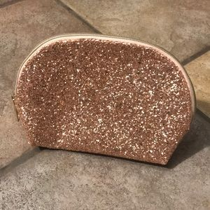 New rose gold Makeup bag